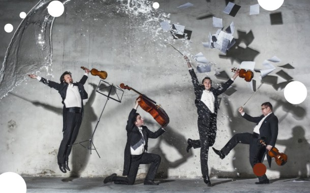 Epoque Quartet | koncert