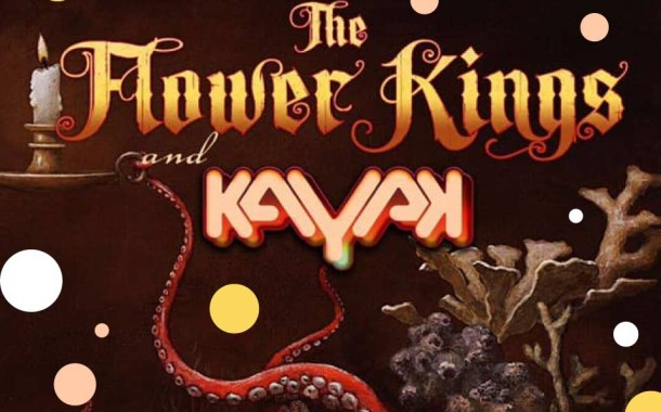 The Flower Kings - Kayak | koncert