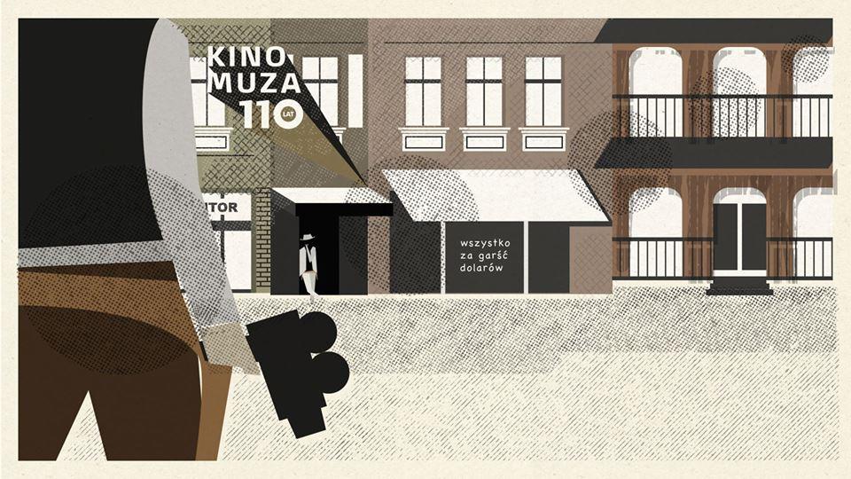 110 lat Kina Muza w Poznaniu | Jubileuszowy program filmowy