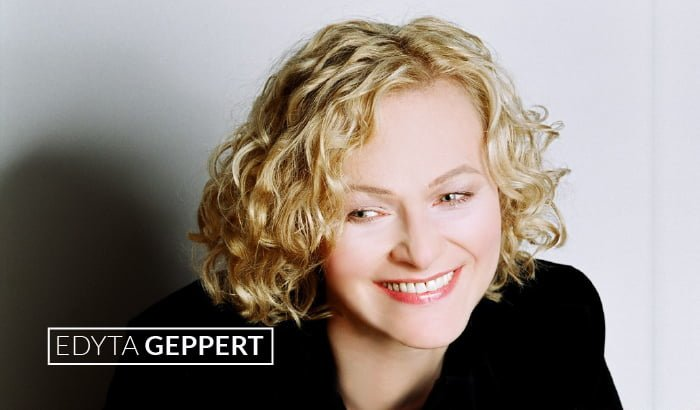 Edyta Geppert | recital (Poznań 2018)