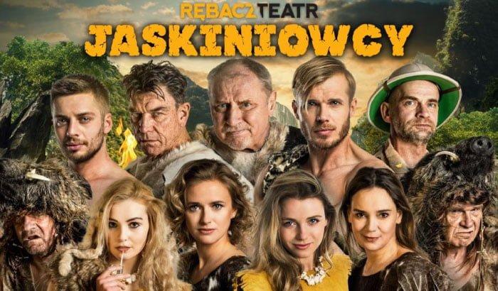 Jaskiniowcy | spektakl (Poznań 2018)