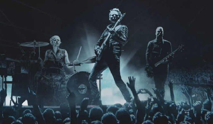 Muse: Drones World Tour   koncert na dużym ekranie