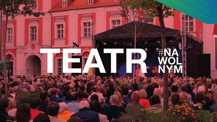 Teatr #NaWolnym | Sierpień 2018