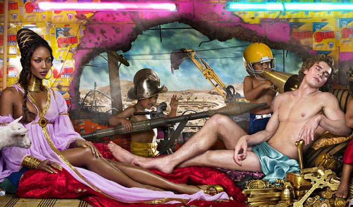 LaChapelle. Songs For The World - David LaChapelle | wystawa w Starym Browarze