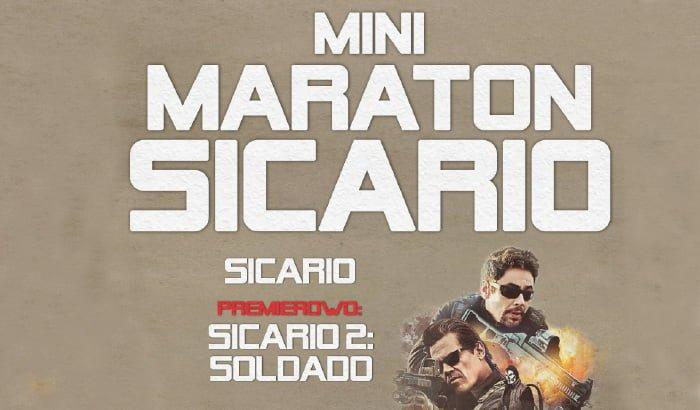 ENEMEF: Minimaraton Sicario z premierą Soldado