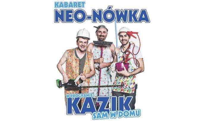Kabaret Neo-Nówka w nowym programie
