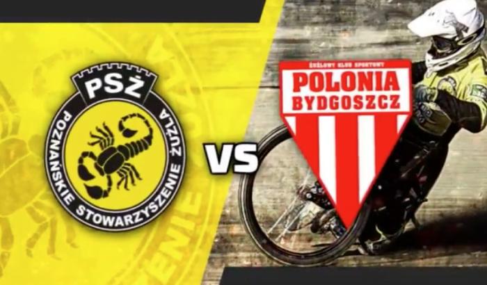 Iveston PSŻ Poznań vs ŻKS Polonia Bydgoszcz | mecz żużlowy