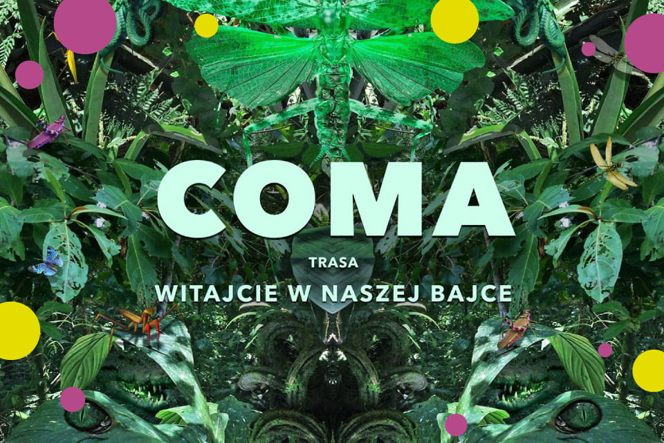 Coma | koncert (Poznań 2019)