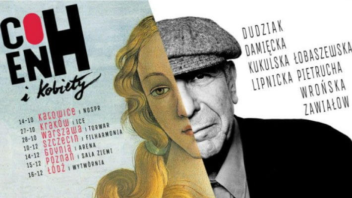 Cohen i Kobiety | koncert (Poznań 2018)