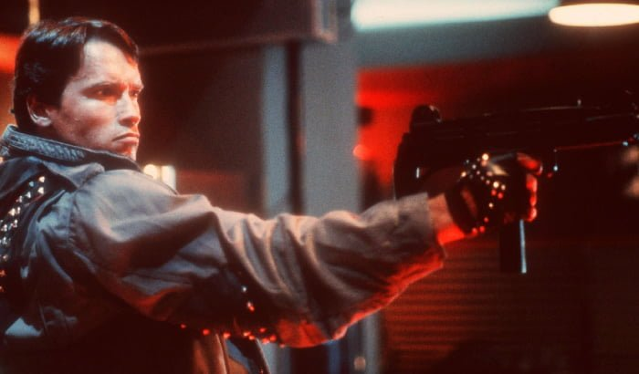 Terminator: Elektroniczny morderca | #NIC