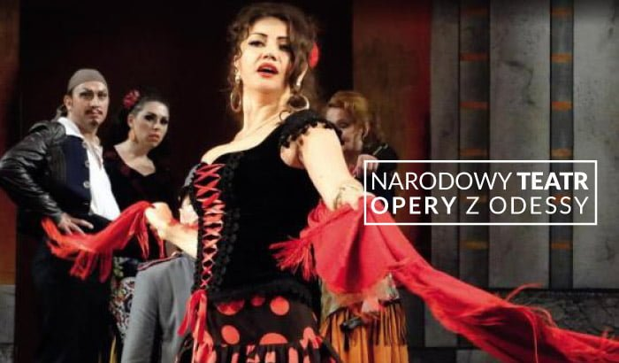 Gdybym był bogaty | koncert - Narodowy Teatr Opery z Odessy (Poznań 2018)