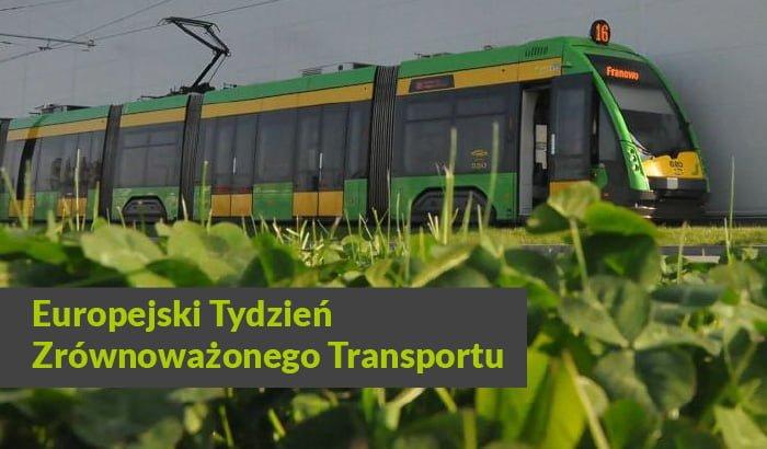 Europejski Tydzień Zrównoważonego Transportu w Poznaniu - Festyn