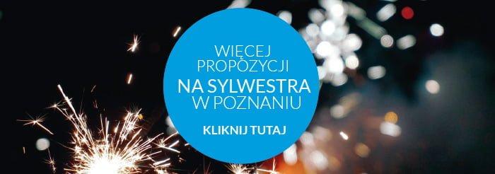 Sylwester 2018/2019 w Poznaniu