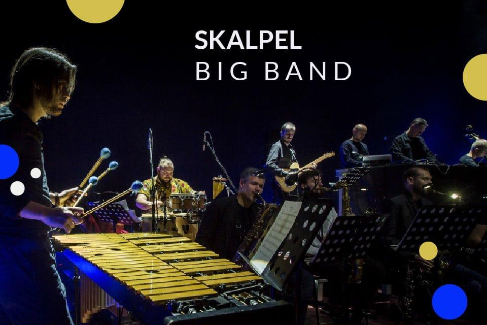 Skalpel Big Band | koncert
