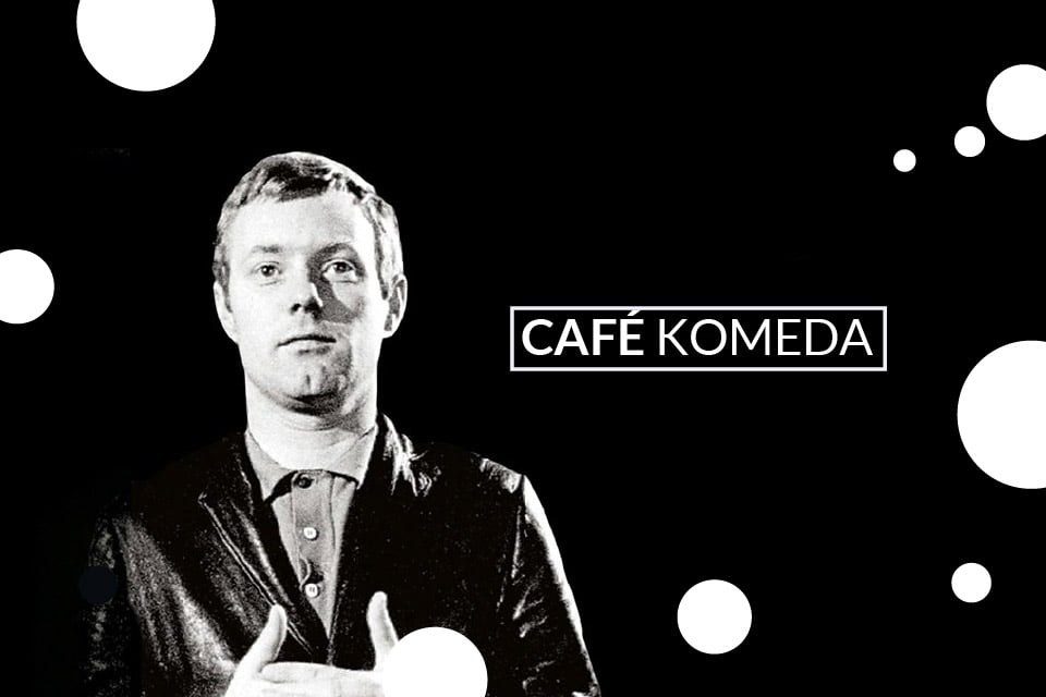 Cafe Komeda w 50. rocznicę śmierci Krzysztofa Komedy | koncert targowy