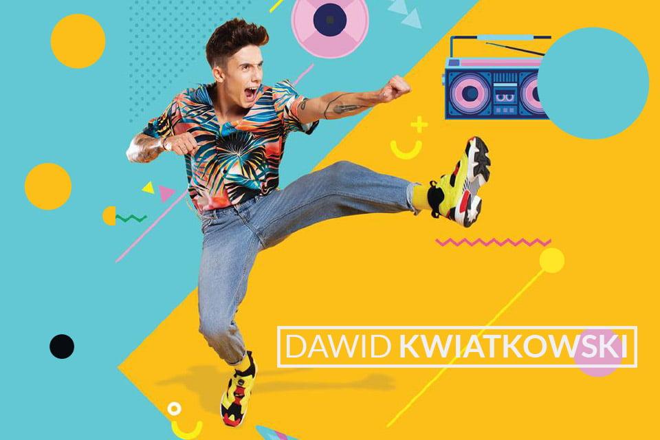 Dawid Kwiatkowski | spotkanie autorskie