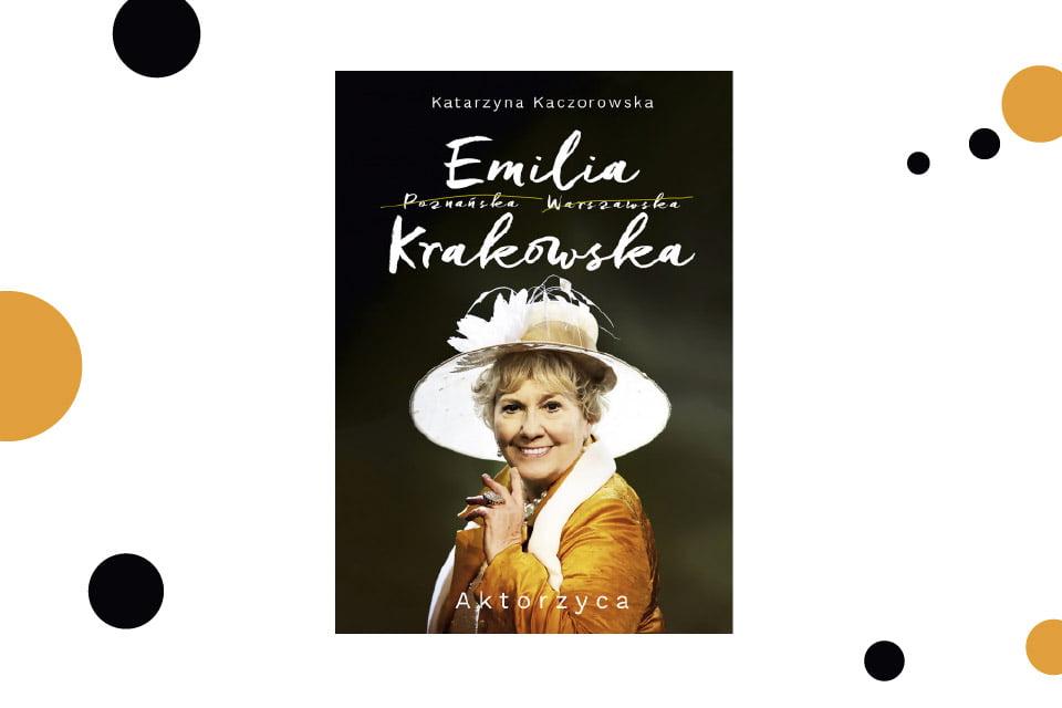 Emilia Krakowska | spotkanie autorskie
