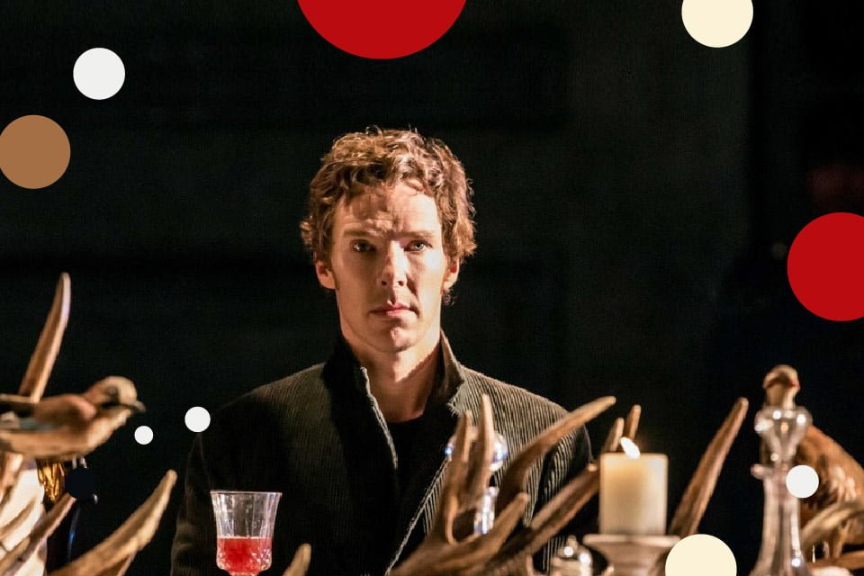 """Hamlet"" z Benedictem Cumberbatchem 