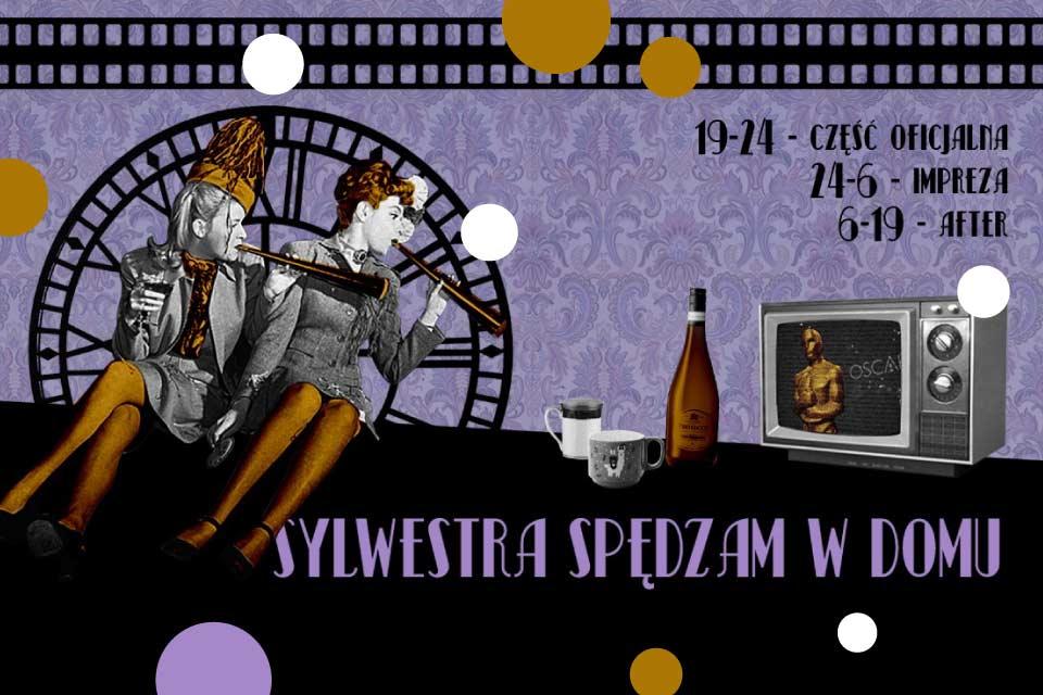 Sylwestra spędzam w domu - House Szkolna | Sylwester 2019/2020 w Poznaniu