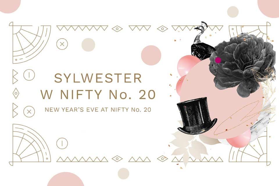 Sylwester w NIFTY No. 20 | Sylwester 2019/2020 w Poznaniu