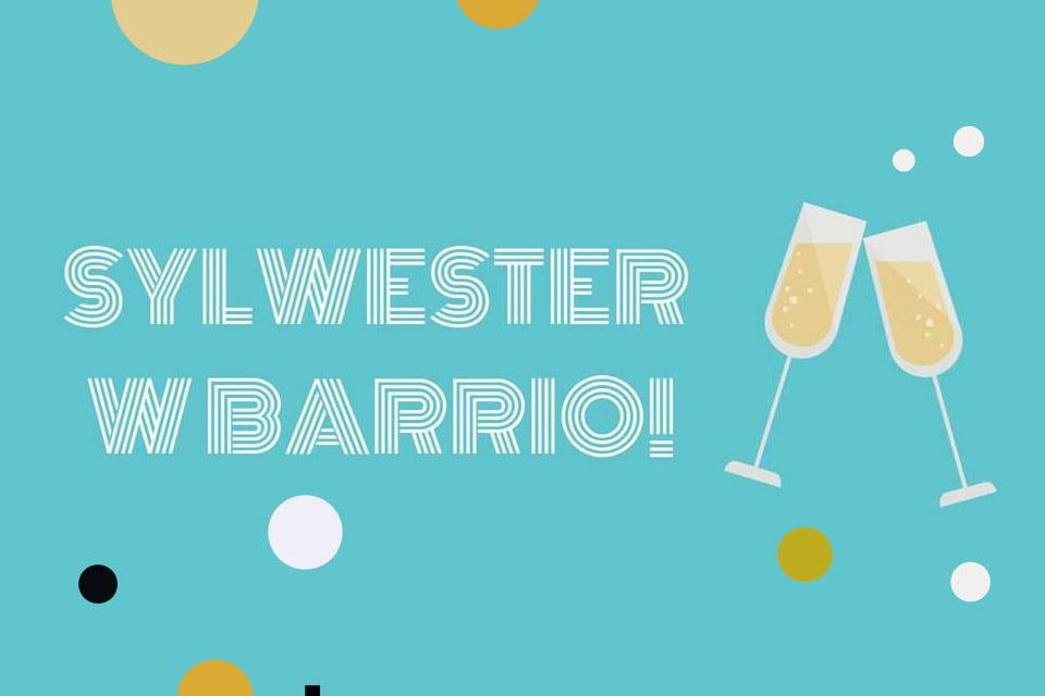 Sylwester w Barrio | Sylwester 2018/2019 w Poznaniu