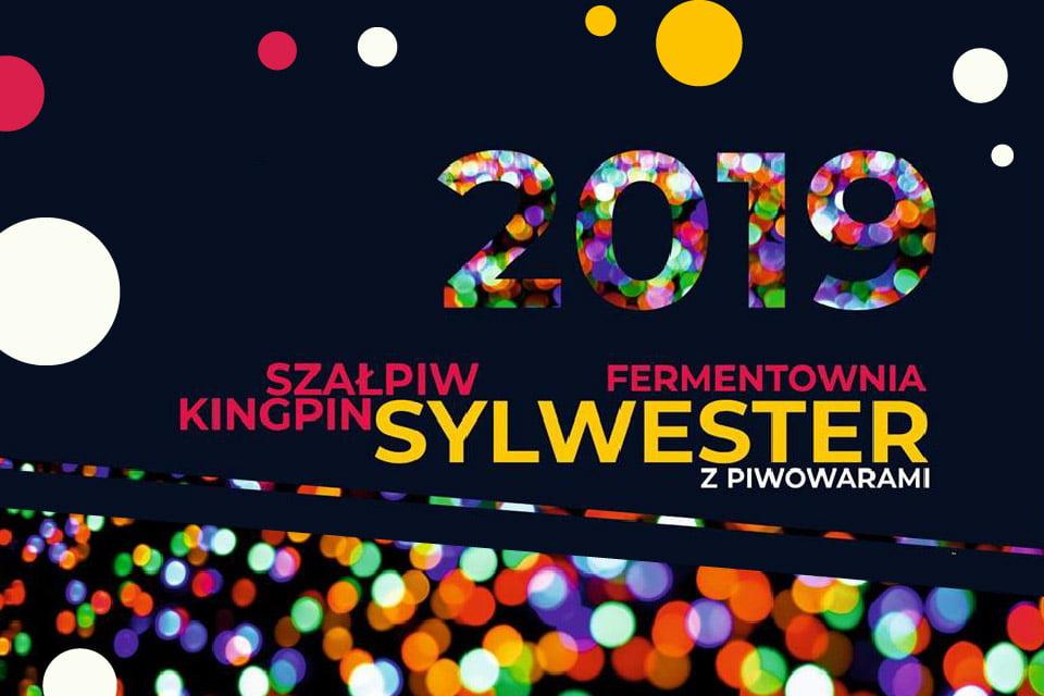 Sylwester z Piwowarami | Sylwester 2018/2019 w Poznaniu