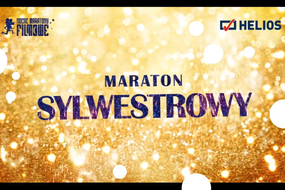 Maraton Sylwestrowy w kinie Helios | Sylwester 2018/2019 w Poznaniu