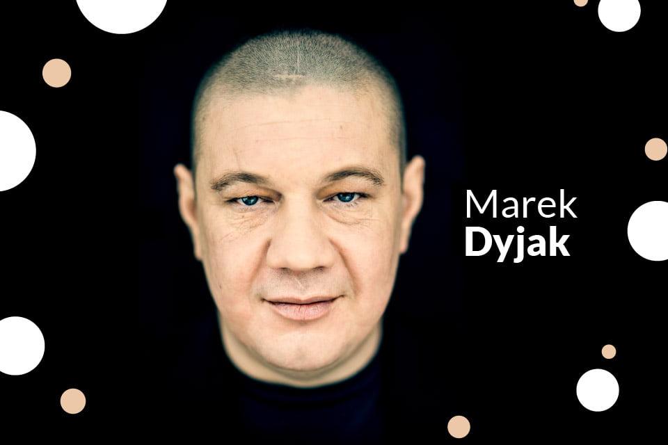 Marek Dyjak | koncert (Poznań 2021)