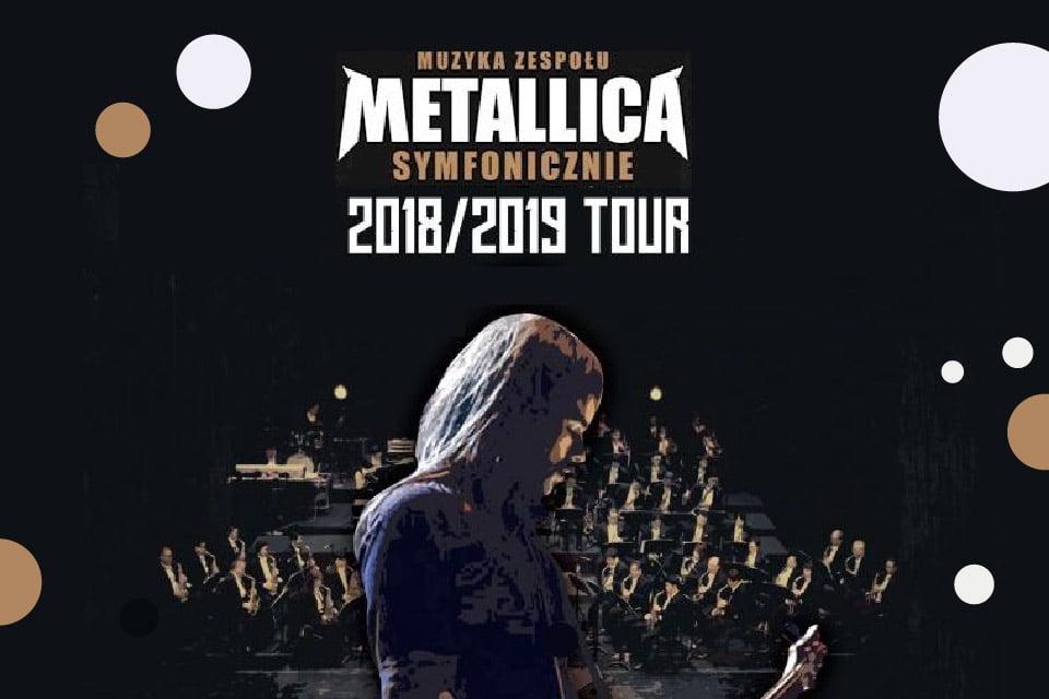Metallica Symfonicznie - Scream Inc.   koncert (Poznań 2019)