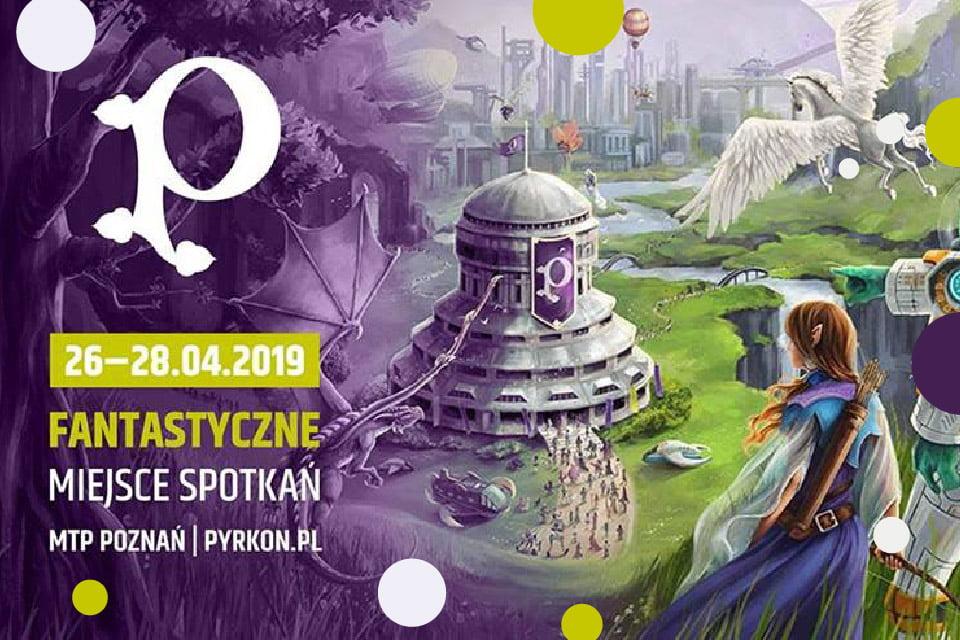 Pyrkon 2019 - Festiwal Fantastyki