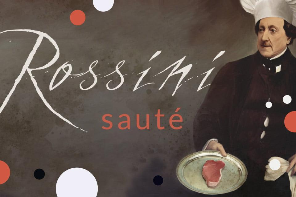 SpeakingConcert - Rossini Saute | koncert (Poznań 2019)