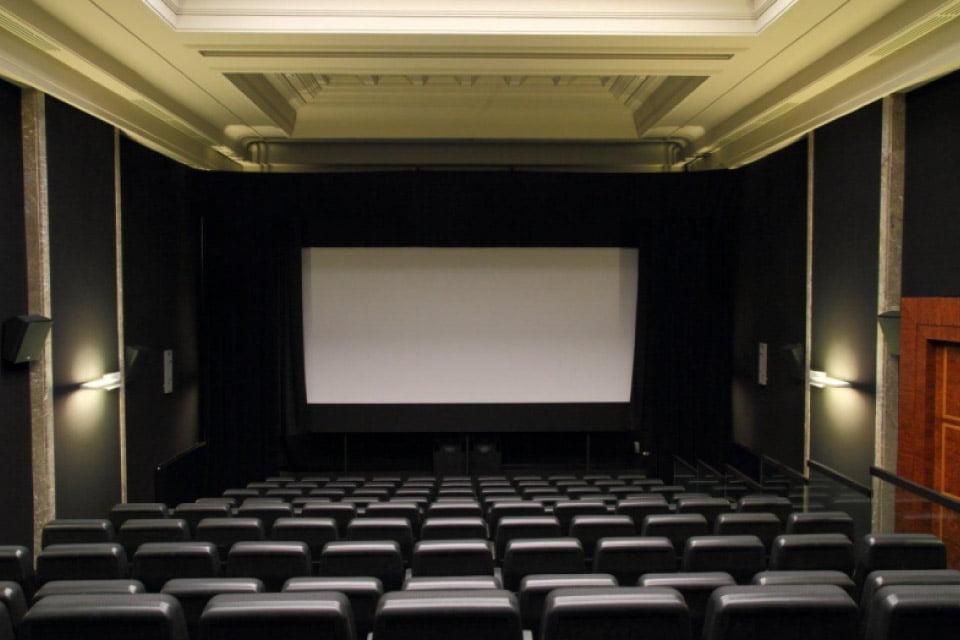 Kino Pałacowe w CK Zamek