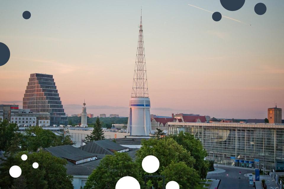 Międzynarodowe Targi Poznańskie - Sala Ziemi - Pawilon 2