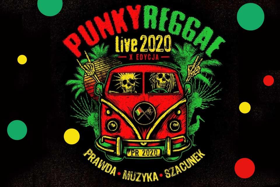 Punky Reggae Live (Poznań 2020)