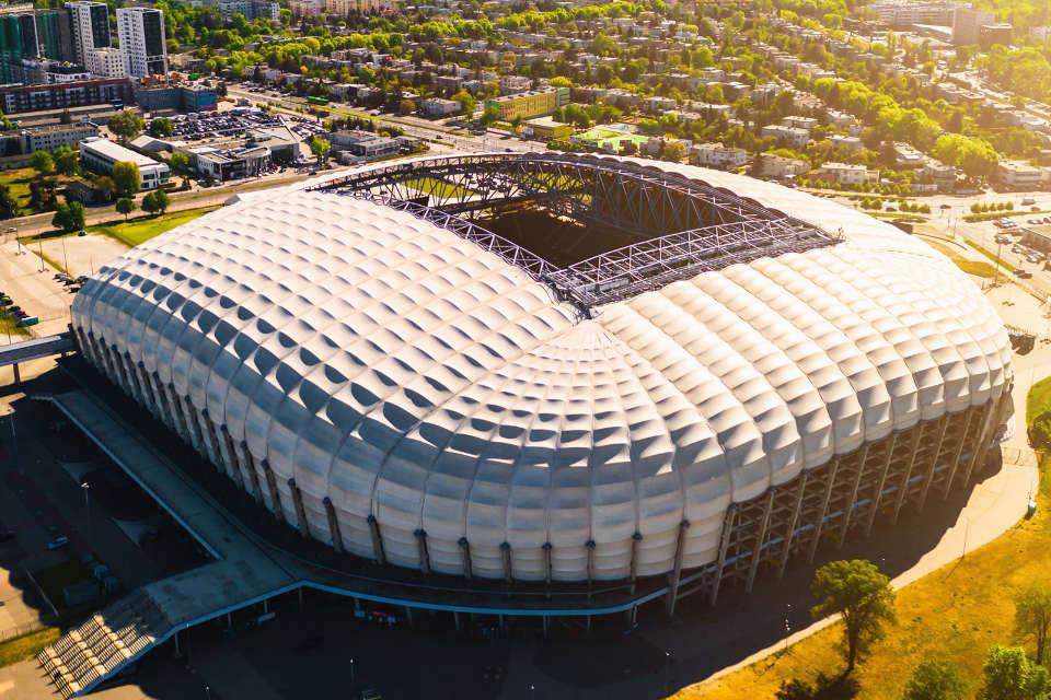Stadion Miejski w Poznaniu | Skwer Play