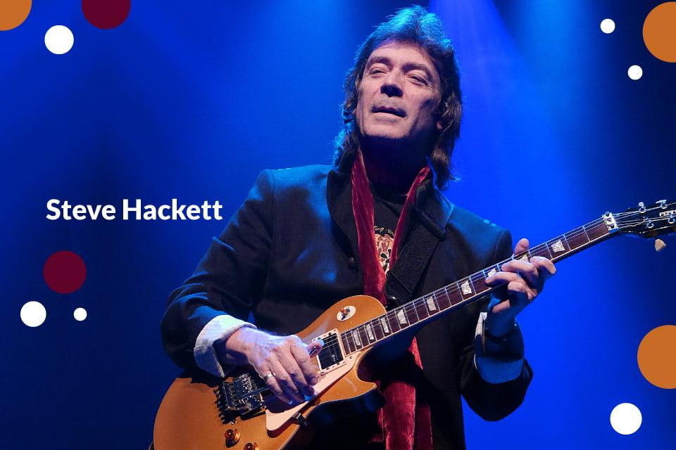 Steve Hackett | koncert (Poznań 2019)