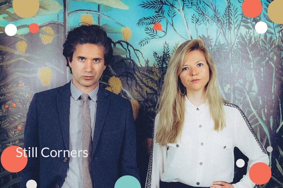 Still Corners | koncert (Poznań 2019)