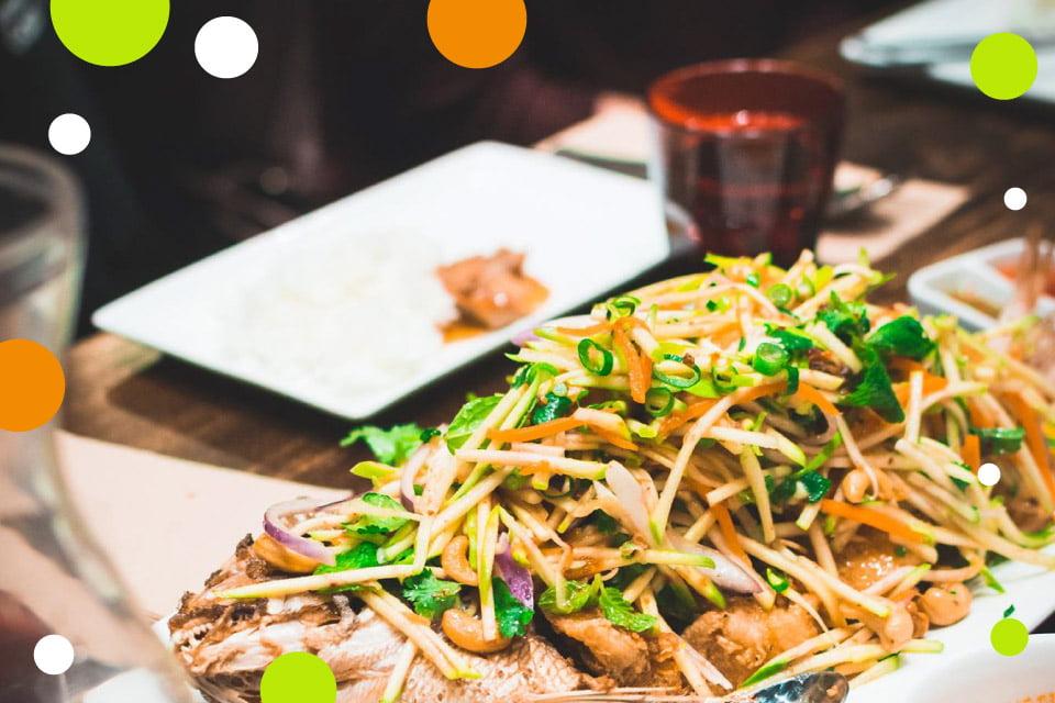 Walentynki po tajsku | Warsztaty Kulinarne