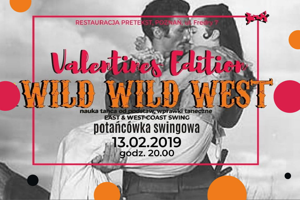 Wild Wild West - potańcówka West&East Coast Swing