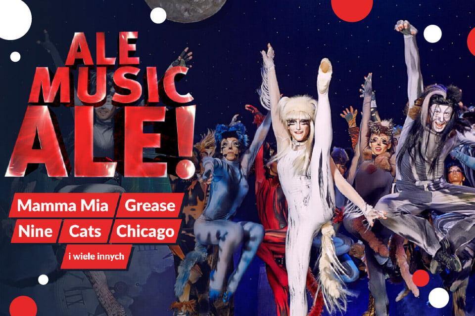 Ale Musicale! | spektakl (Poznań 2019)