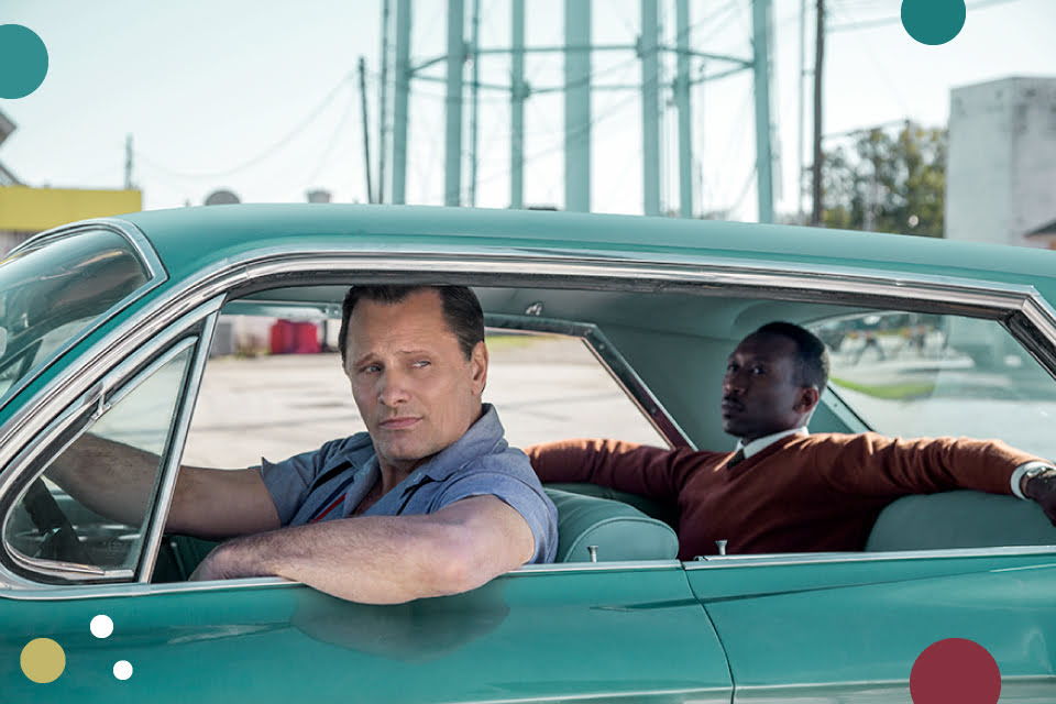 Fried chicken story. – Green Book | recenzja