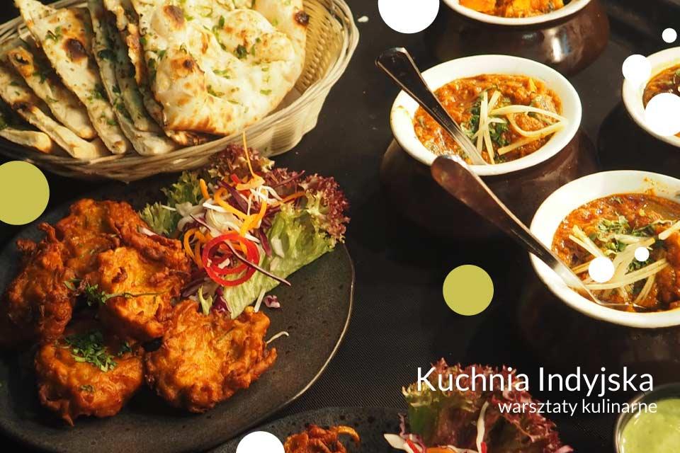 Kuchnia Indyjska | warsztaty kulinarne