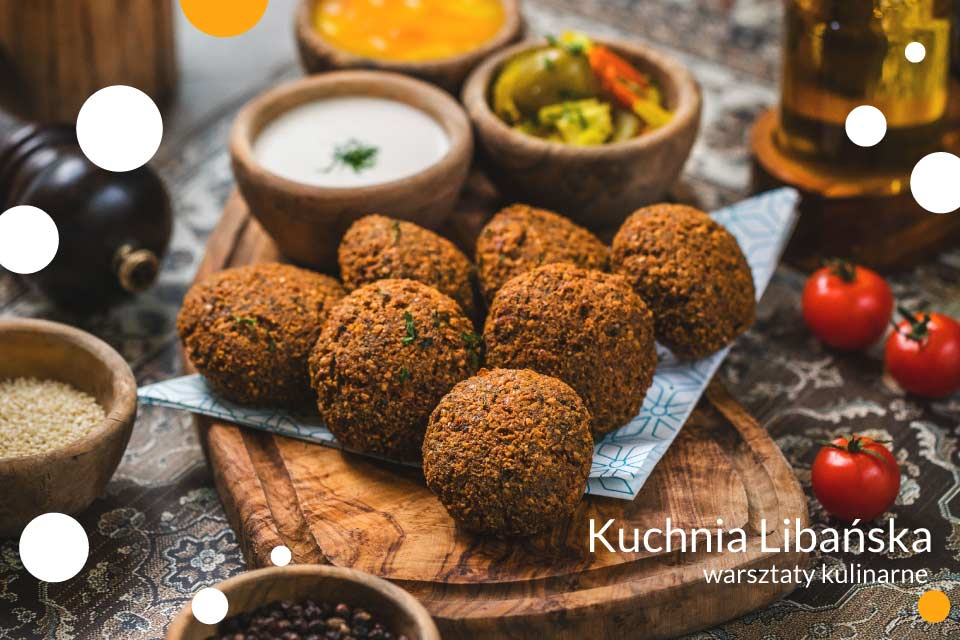 Kuchnia Libańska | warsztaty kulinarne