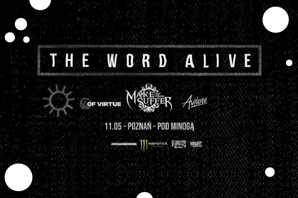 The Word Alive | koncert
