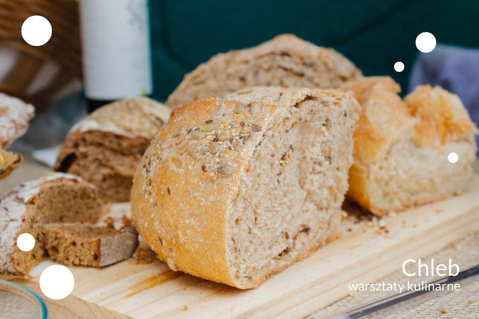 Chleb | warsztaty kulinarne