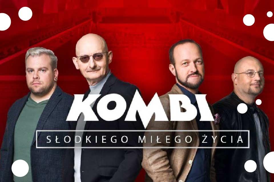 Kombi | koncert - wydarzenie odwołane