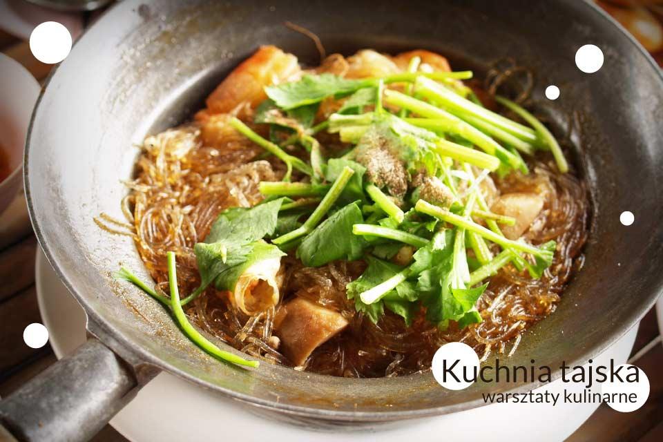 Kuchnia tajska | warsztaty kulinarne