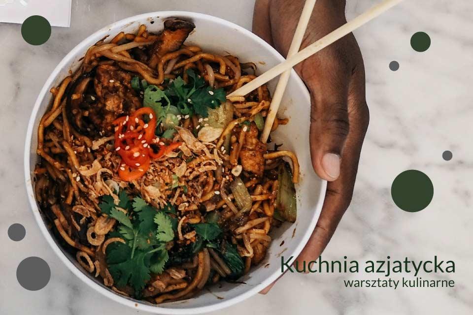 Kuchnia azjatycka | warsztaty kulinarne