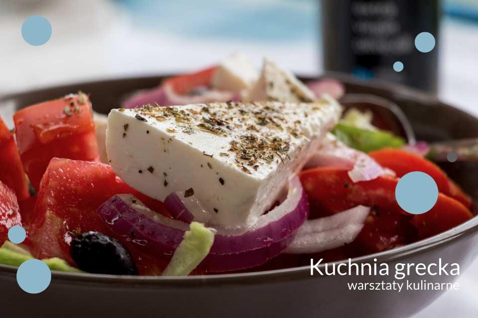 Kuchnia grecka | warsztaty kulinarne