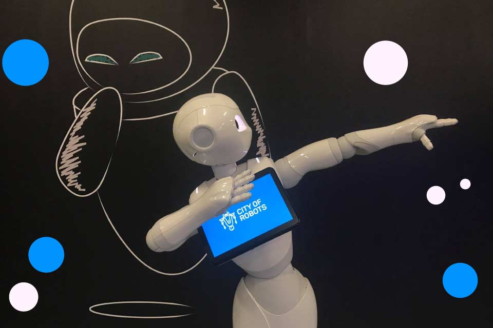 Miasto Robotów | wystawa interaktywna